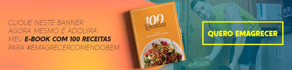 100 receitas low carb